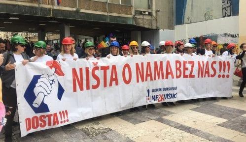 Održan protestni marš povodom Međunarodnog dana žena (VIDEO) 5