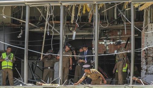 Šri Lanka označila odgovorne za napade 4
