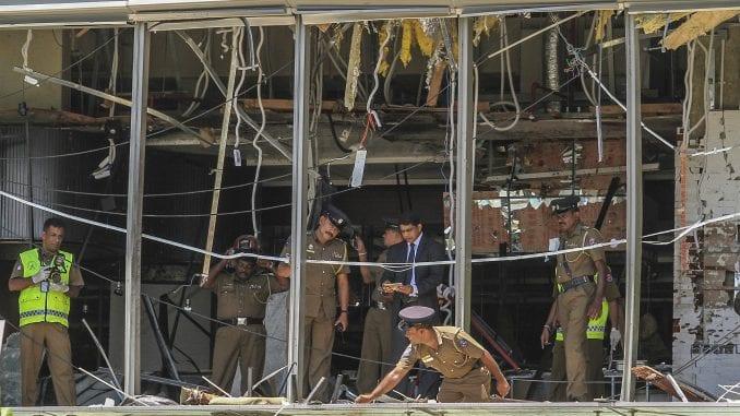 """Svi učesnici i organizatori napada na Šri Lanki """"ubijeni ili u zatvoru"""" 2"""