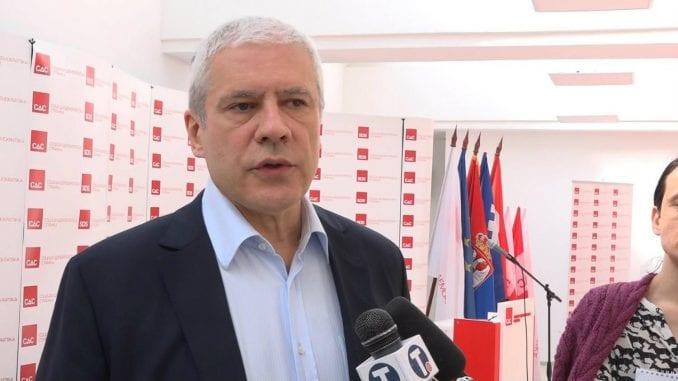 Boris Tadić: Političke hulje nikada nisu mogle bez rulje 1