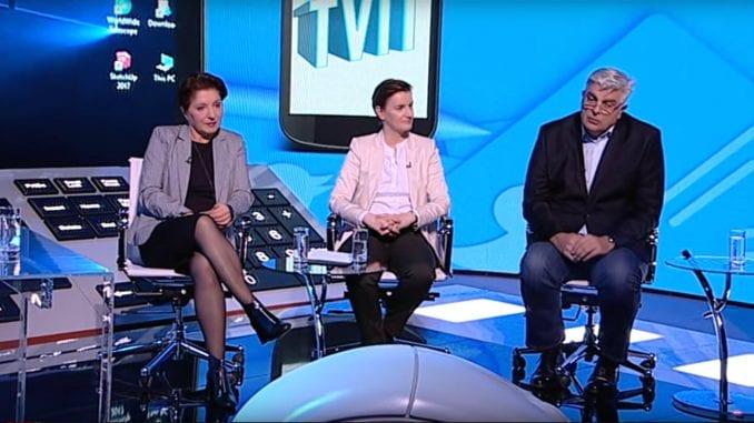 Ne ide da sediš u stolici u kojoj su sedeli Vučićević i Šešelj 1