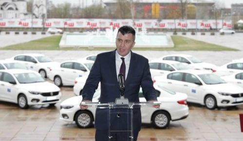 Ministarstvo rada daje 1,8 miliona evra za najam automobila - skuplje nego da su ih kupili 14