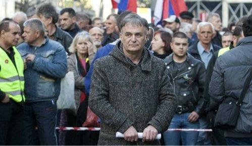 Lečić: Obustaviti proteste ostvarili su svoju svrhu 15