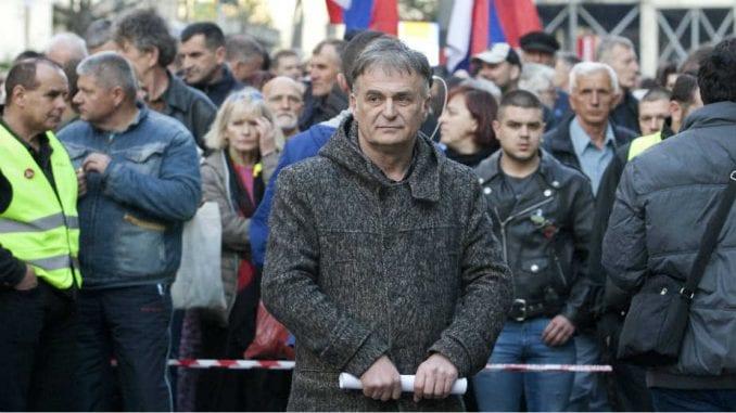 Lečić: Obustaviti proteste ostvarili su svoju svrhu 1