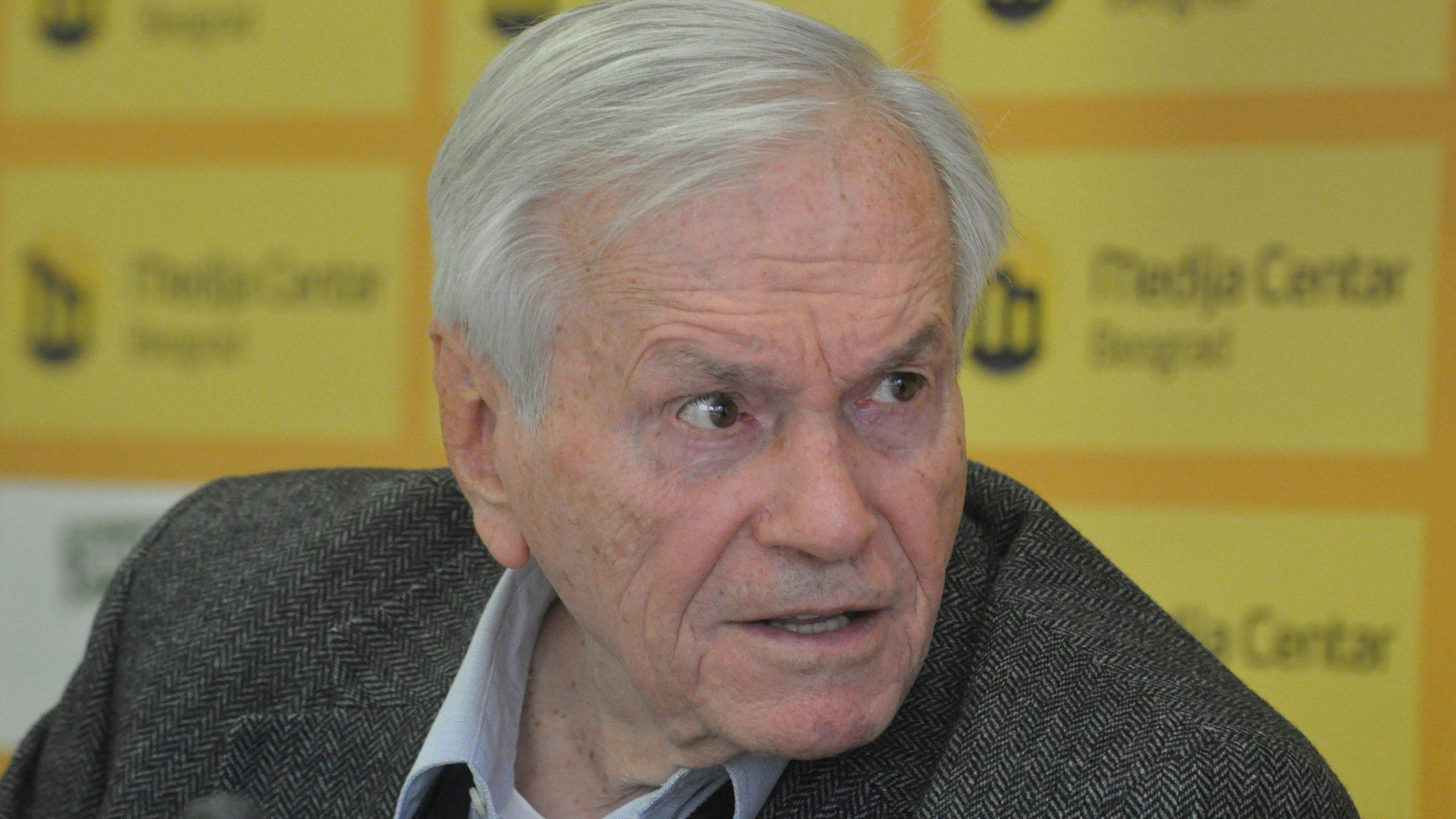 Ratko Božović: Živimo u militarizovanom društvu 1