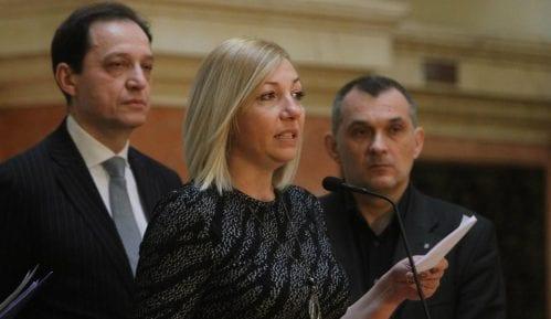 Macura: Borićemo se u Skupštini i van institucija 15