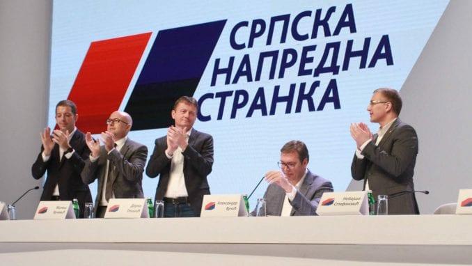 SNS: Pretnje spiskovima bolestan čin i pritisak na slobodu političkog opredeljenja 1