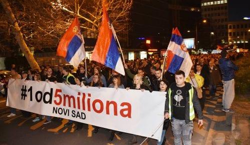 """Organizatorima """"1 od 5 miliona"""" u Novom Sadu predloženo da promene mesto okupljanja 4"""