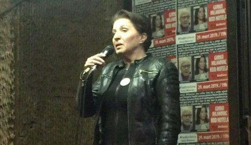 Na protestu u Čačku 5. marta govore Sergej Trifunović i Boško Obradović 9