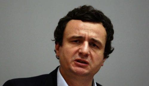 Kurti: Nećemo da zavisimo od Srpske liste 4