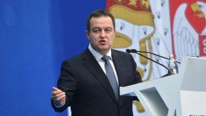 Dačić: Današnji skup je poruka snage i stabilnosti Srbije