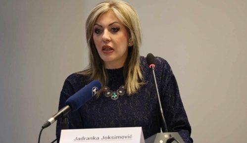 Ministarstvo: Pogrešno citirana Jadranka Joksimović 1
