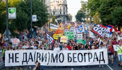 NDBGD: Građani da se bore za svoj grad 15