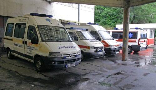 Petoro povređenih u četiri saobraćajna udesa u Nišu 15