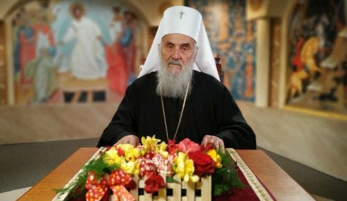 Patrijarh Irinej u Uskršnjoj poslanici pozvao na pomirenje 8