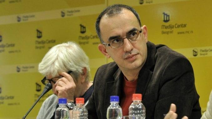 Dinko Gruhonjić: Suzana Vasiljević u radikalskom maniru targetira medije 1