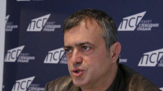 Trifunović: Pokret slobodnih građana će postati politička stranka 1