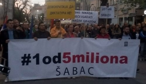 """Protesti """"1 od 5 miliona"""" u više gradova i opština (FOTO, VIDEO) 10"""