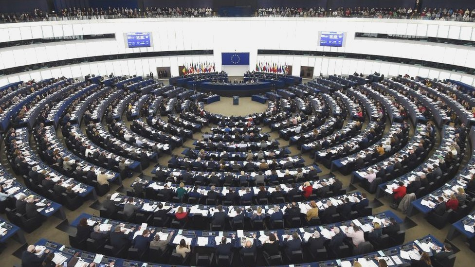 Kako izgleda sednica Evropskog parlamenta