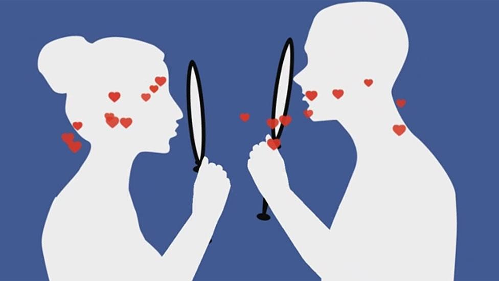 par ogledala divljenje