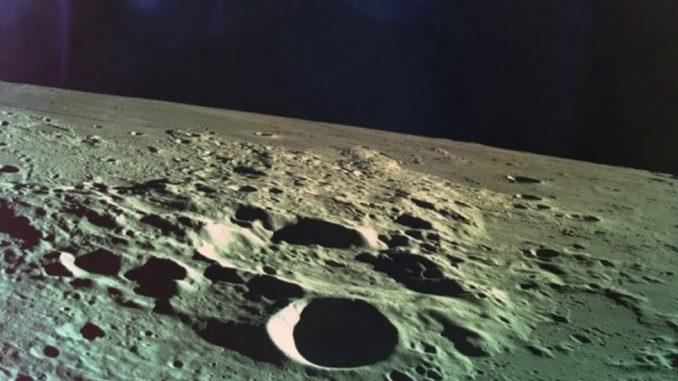 Izrael: Berešit pao na površinu Meseca zbog kvara na motoru 4