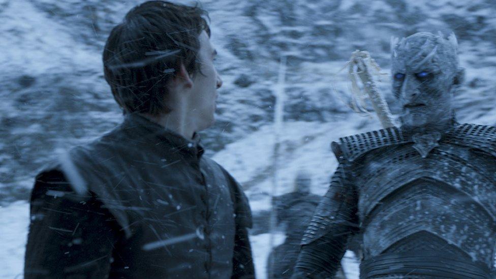 Bran i kralj Noći