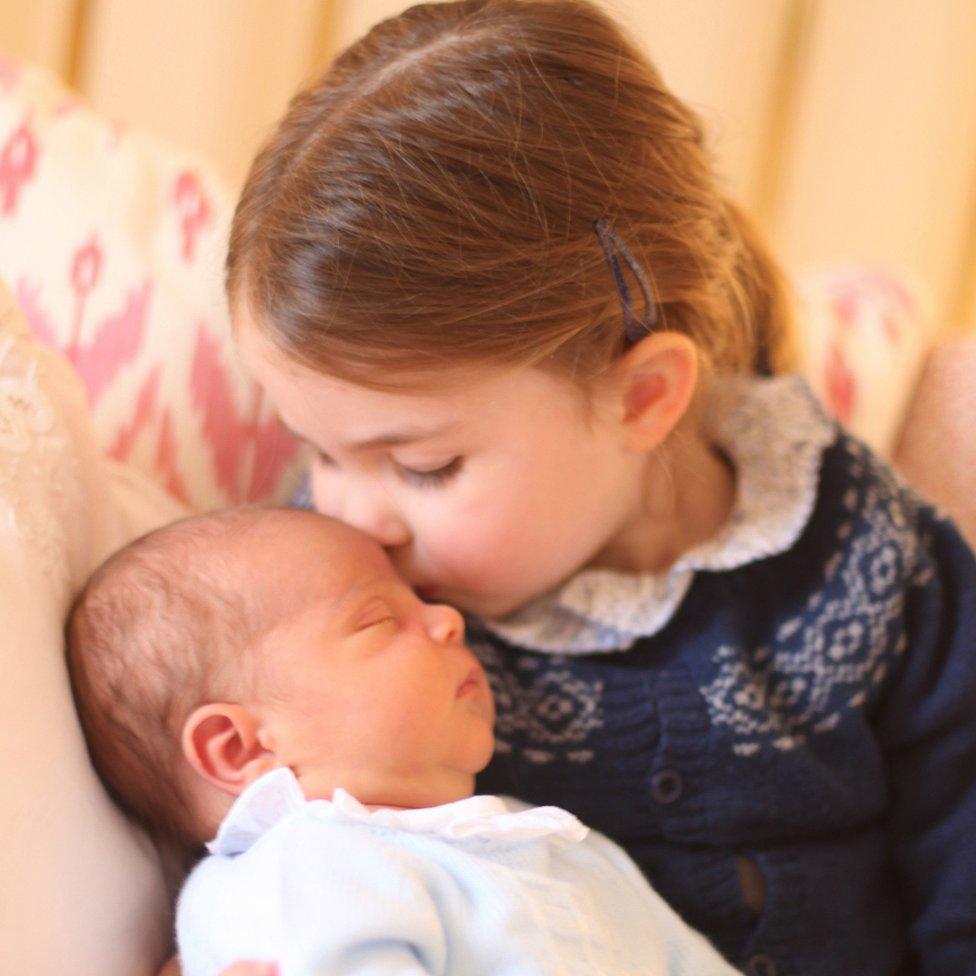 Princ Lui i princeza Šarlot