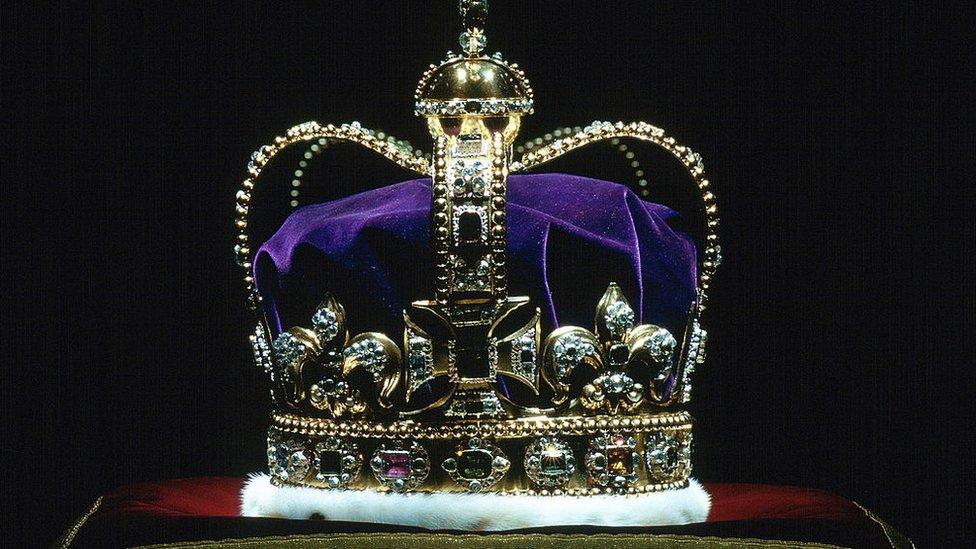 Kruna svetog Edvarda