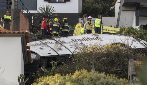 Saobraćajna nezgoda u Portugalu: Najmanje 29 ljudi poginulo kada je autobus sleteo s puta u Madeiri 4