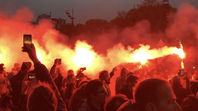 Aprilski protesti vlasti i opozicije: Šta znače, šta dalje i kakve su reakcije 3