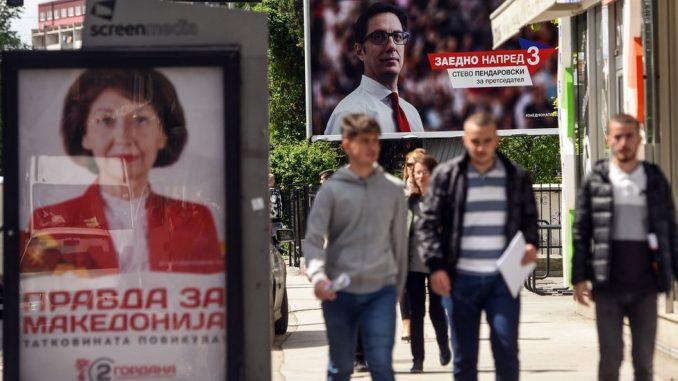Severna Makedonija: Izbori za prvog predsednika pod novim imenom 4