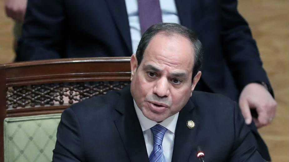 Zašto je el Sisi dobio počasni doktorat? 1