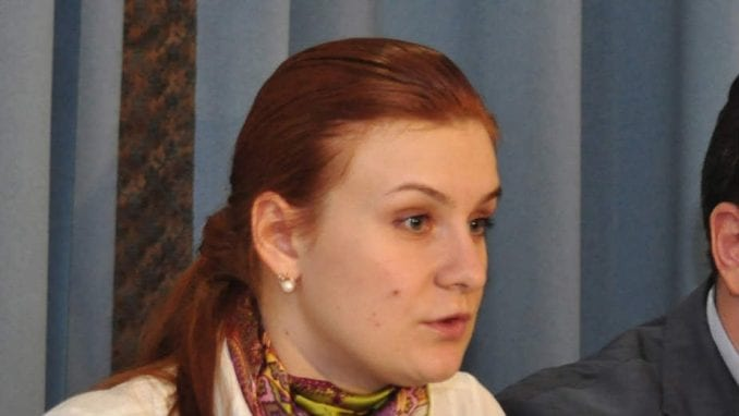Marija Butina: Smrtonosno oružje 1