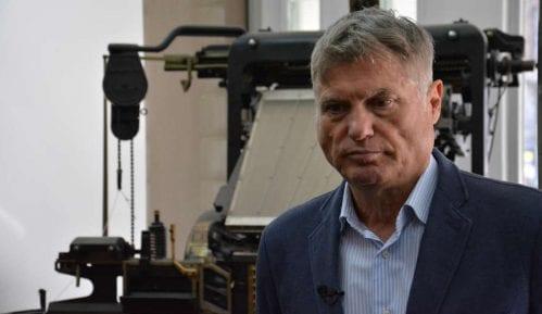 Lazanski predao kopiju diplomatskih akreditiva zameniku šefa ruske diplomatije 9