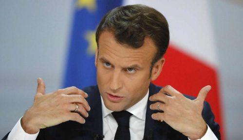 Makron poručuje da Evropljane čeka jasan izbor, zajednička budućnost ili nacionalizam 8