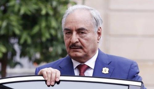 Libijski komandant Haftar obećao da će poštovati primirje 3