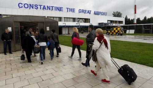 Od početka godine broj putnika na niškom aerodromu opao za osam odsto 15