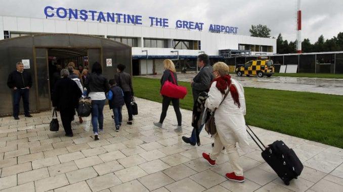Od početka godine broj putnika na niškom aerodromu opao za osam odsto 1