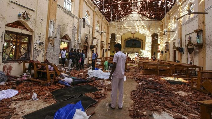 Napadi u Šri Lanki: Nadahnuće stiglo od Islamske države 4