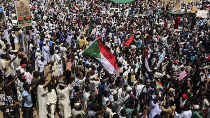 Sudanci opet na ulicama, zahtevaju pravosudne reforme 3