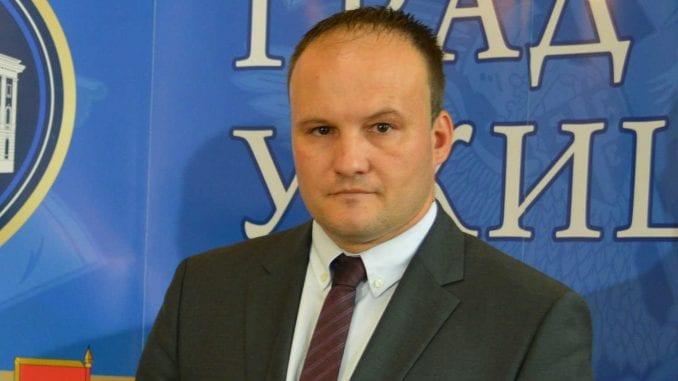 "Kako je zamenik gradonačelnika Užica ""napredovao"" do mesta pomoćnika 1"