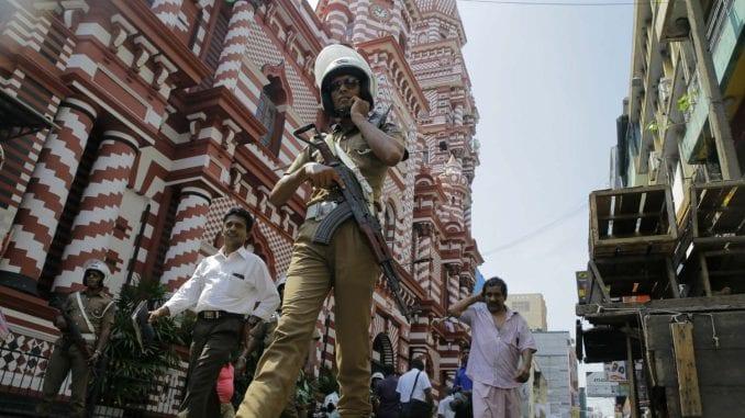 Strah od novog nasilja u Šri Lanki 1