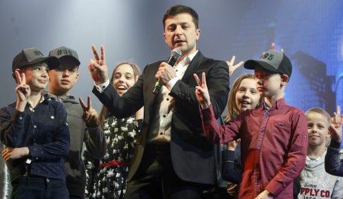 """Za Zelenskog glasali ukrajinski """"beli listići"""" 14"""