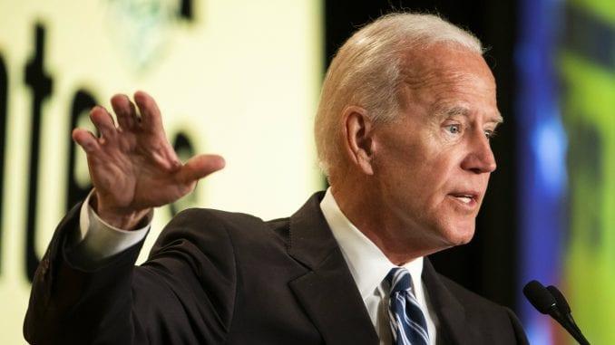 Džo Bajden kandidat demokrata na predsedničkim izborima SAD 2