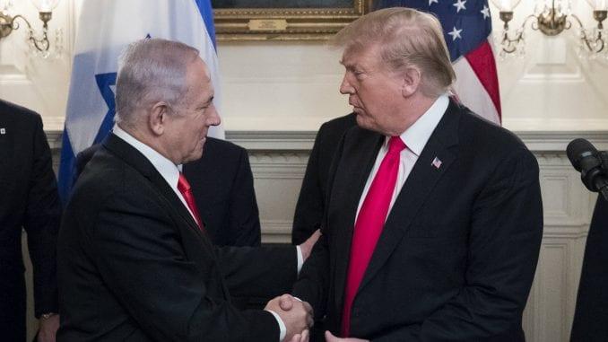 """Netanjahu upozorio Iran da ne napada Izrael, zapretio  """"udarcem koji će odjeknuti"""" 1"""