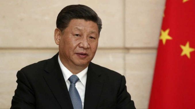 Predsednik Si branio ambicije Kine u govoru u UN 1