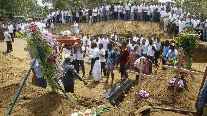 Šef policije Šri Lanke podneo ostavku posle uskršnjih napada i pogibije 253 ljudi 1
