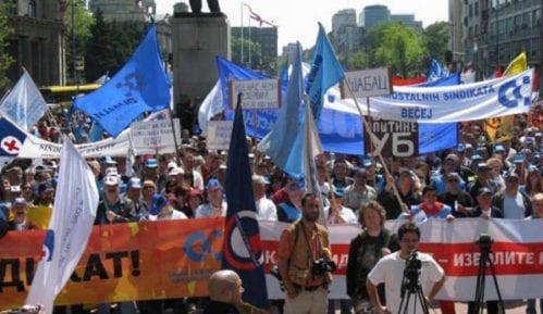 Sindikati zakazali za 1. maj zajednički protest u Beogradu 15