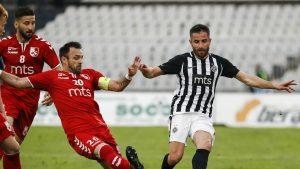 Partizan opet s Radničkim
