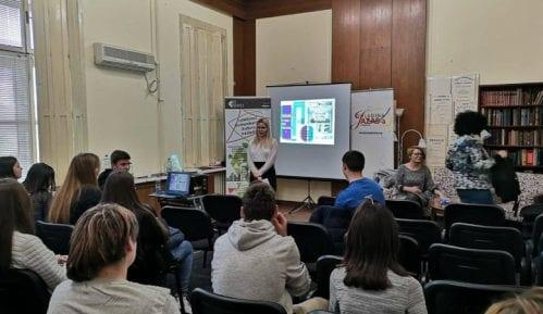 Omladina JAZAS-a Požarevac promovisala zanimljiv projekat 10